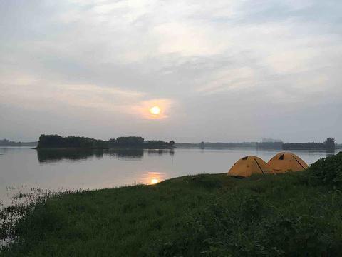 三岔湖风景区