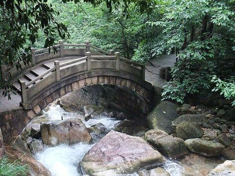 大明山景区旅游景点图片