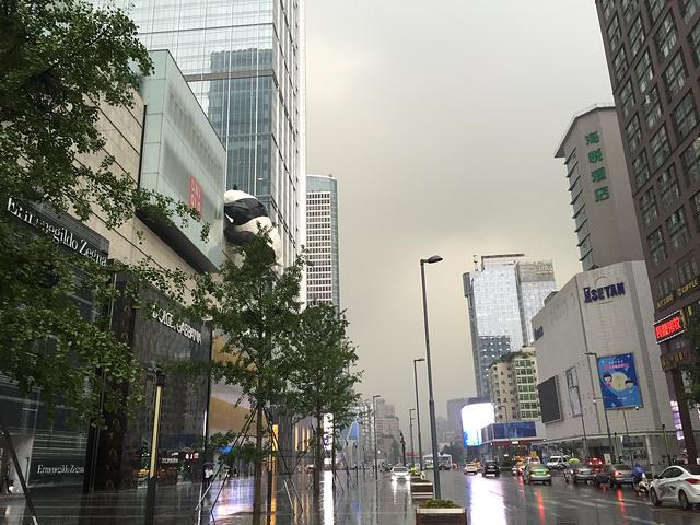 """""""另外推荐6楼的姜虎东白丁烤肉,生意很火爆,是韩国著名的娱乐节目主持人姜虎东亲自开的_IFS国际金融中心""""的评论图片"""
