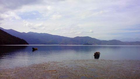 泸沽湖女神湾旅游景点攻略图