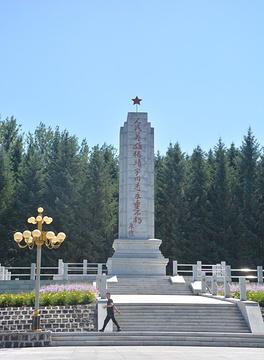 杨靖宇将军殉国地旅游景点攻略图