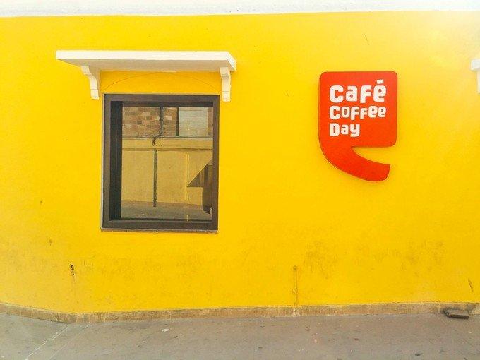 Café Coffee day图片
