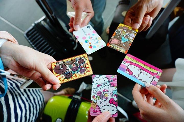 """""""在台中市,10公里内公交免费搭乘。台中购买的悠游卡不能退卡,不过也无所谓了,就当纪念品_新乌日车站""""的评论图片"""