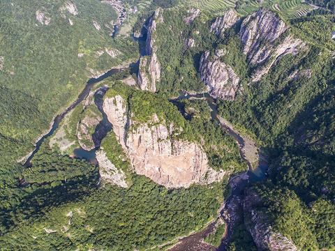 石桅岩旅游景点图片