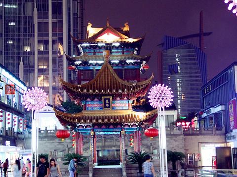 崇安寺步行街旅游景点图片