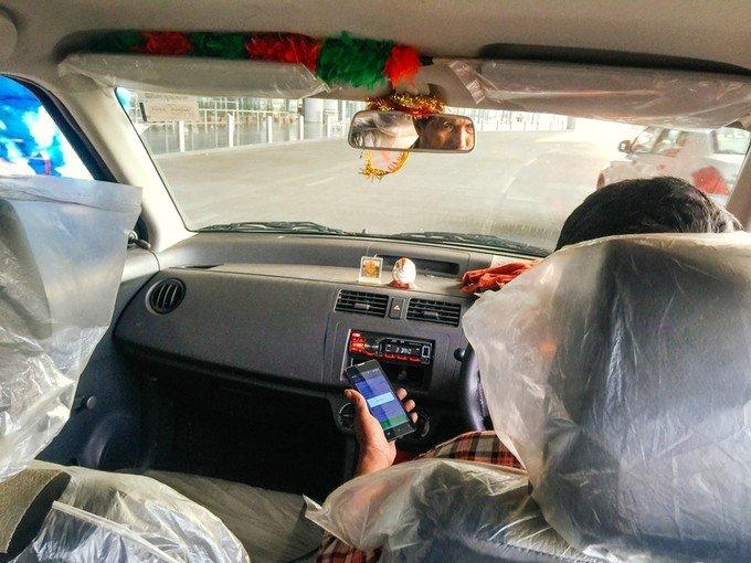 加尔各答机场图片