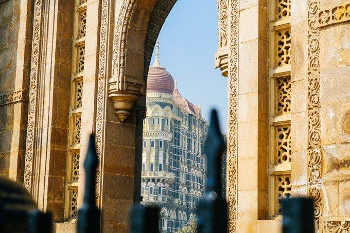 印度门图片