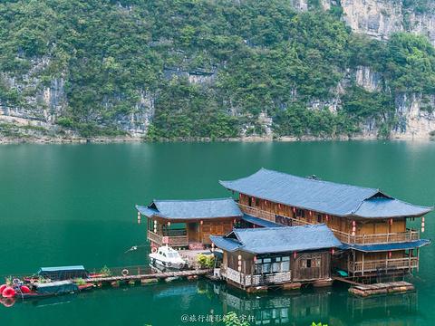 乌江画廊旅游景点图片