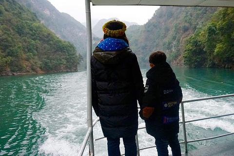鲁布革三峡风景区旅游景点攻略图