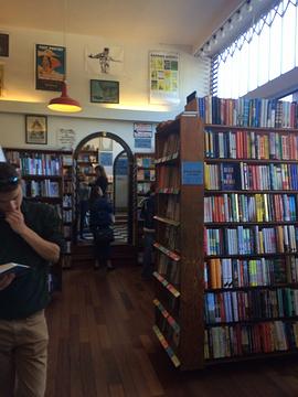 城市之光书店旅游景点攻略图