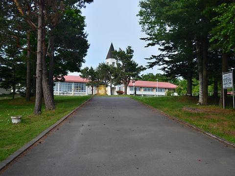 美瑛町立美马牛小学旅游景点图片