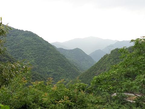 秦岭旅游景点图片