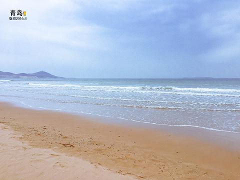 黄岛金沙滩旅游景点图片