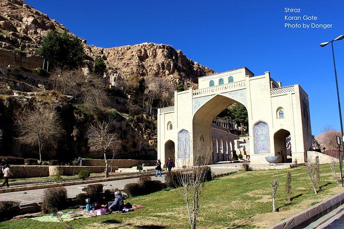 古兰经城门图片