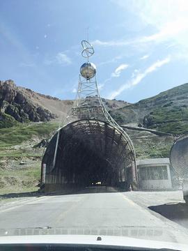 达坂山隧道旅游景点攻略图