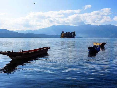里格半岛旅游景点图片