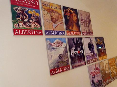 阿尔贝蒂娜博物馆旅游景点图片