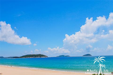 亚龙湾的图片