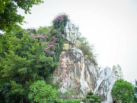 七星岩旅游景点图片