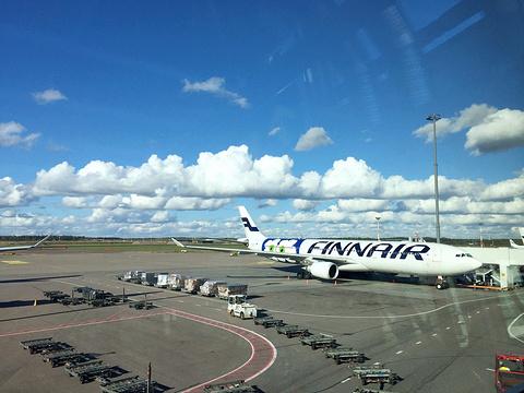 赫尔辛基机场的图片
