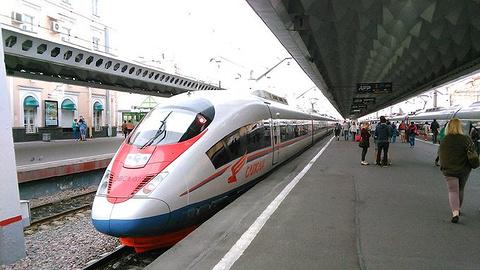 莫斯科火车站旅游景点攻略图