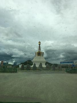 独克宗古城旅游景点攻略图