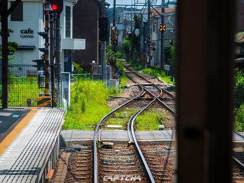 镰仓高校前站旅游景点图片