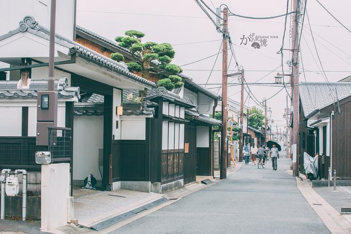 """""""离开奈良公园,还可以去附近的奈良町转转。..._奈良町屋""""的评论图片"""