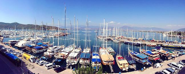 阿兰斯塔帆船酒店(Alesta Yacht Hotel)图片