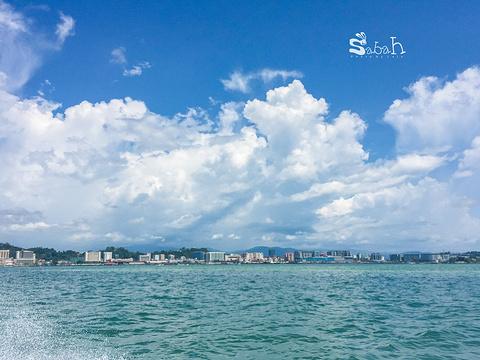 沙比岛旅游景点图片