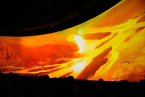 灵山梵宫旅游景点攻略图