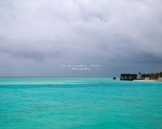 马尔代夫鲁滨逊岛 ❤蜜月行❤ 一串上帝遗落人间的珍珠项链