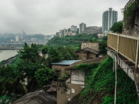 重庆山城步道旅游景点图片