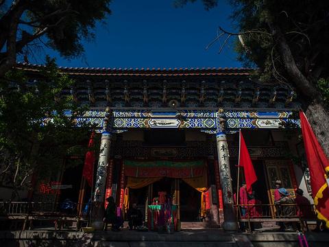 双廊本主庙旅游景点图片