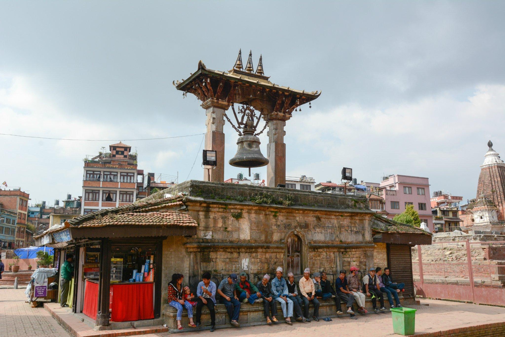 尼泊尔·喜马拉雅怀抱下的雪山之国