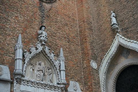 弗拉里教堂旅游景点攻略图