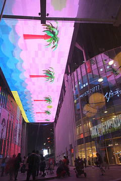 恒茂梦时代广场旅游景点攻略图