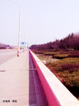 前湾港旅游景点攻略图