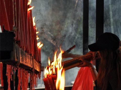灵岩山寺旅游景点图片