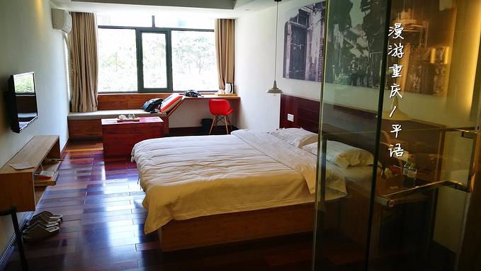 重庆瓦舍旅行酒店解放碑较场口地铁站店图片