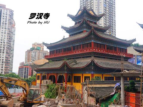 罗汉寺旅游景点图片