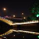 夜游护城河