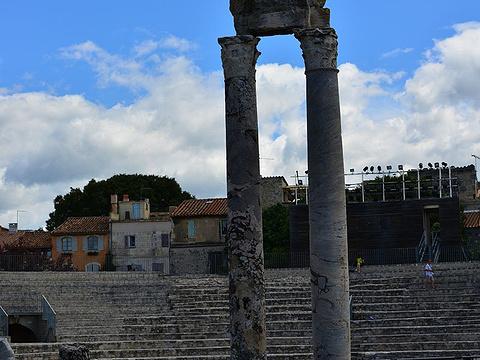 古代剧场旅游景点图片