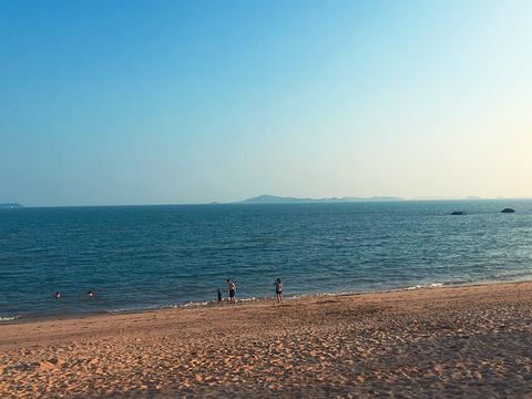 黄厝沙滩旅游景点图片