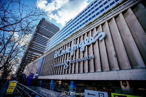 英国宫百货商场旅游景点攻略图
