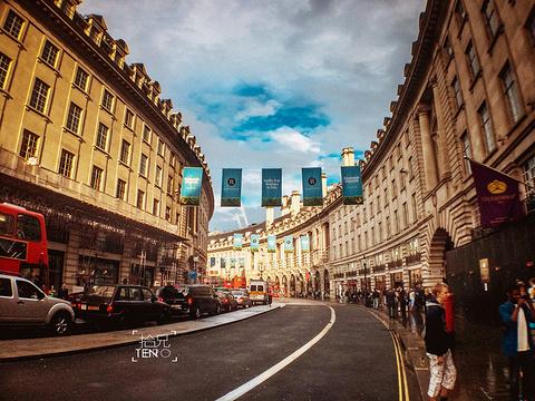 摄政街旅游景点图片