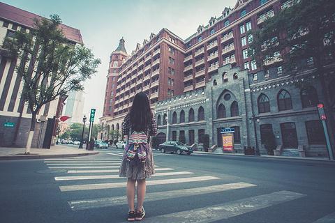 天津金融街旅游景点攻略图