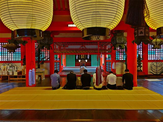 """""""神社的人都很多很多_严岛神社""""的评论图片"""