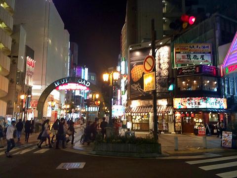 元町商店街旅游景点攻略图