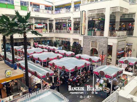 Hua Hin Market Village购物中心旅游景点攻略图